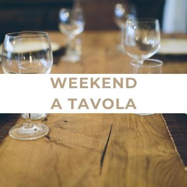 Weekend a tavola - Cofanetto regalo