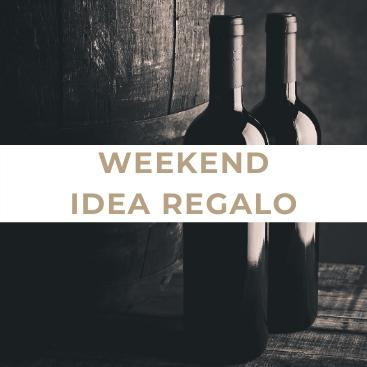 Weekend idea regalo - Cofanetto regalo